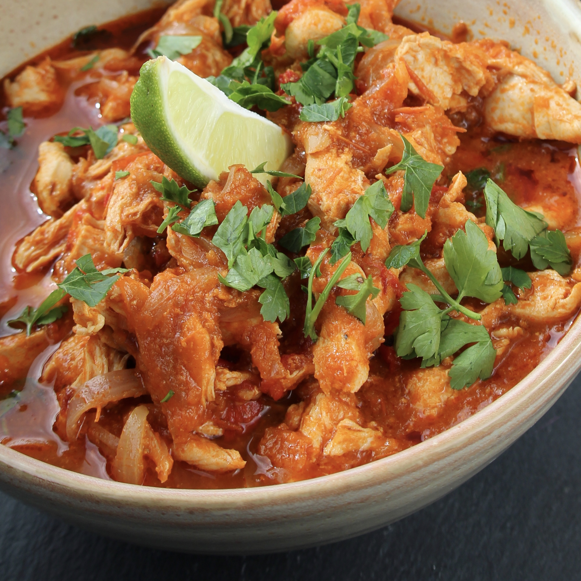Instant Pot® Chicken Tinga