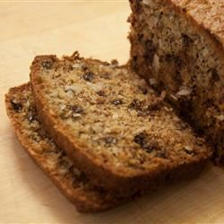 Banana Coconut Loaf