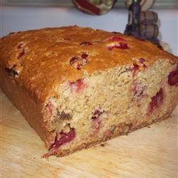 Cranberry Nut Bread II amberkaz