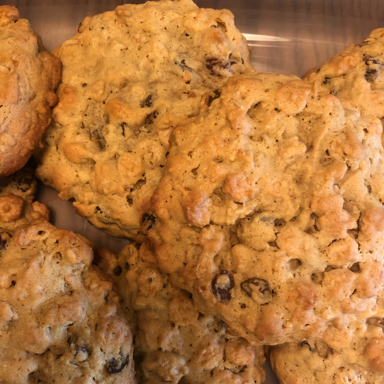 Jumbo Breakfast Cookies