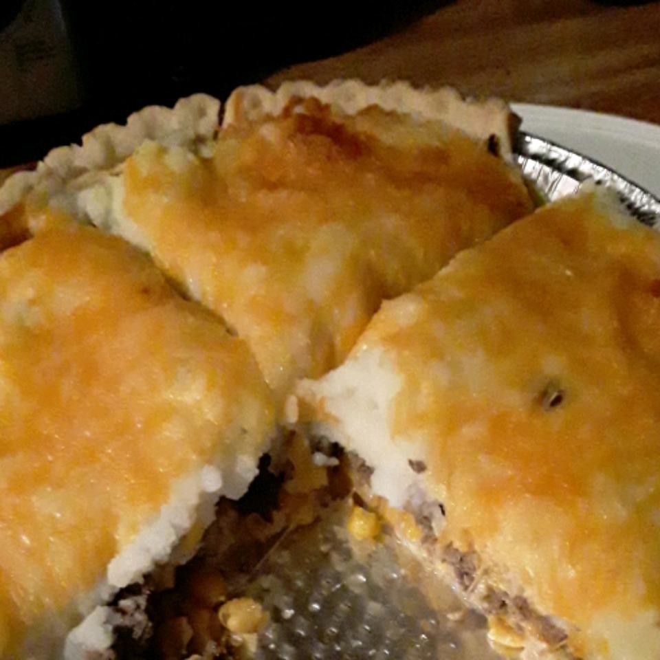 Meat Loaf Pie Justin Stockburger