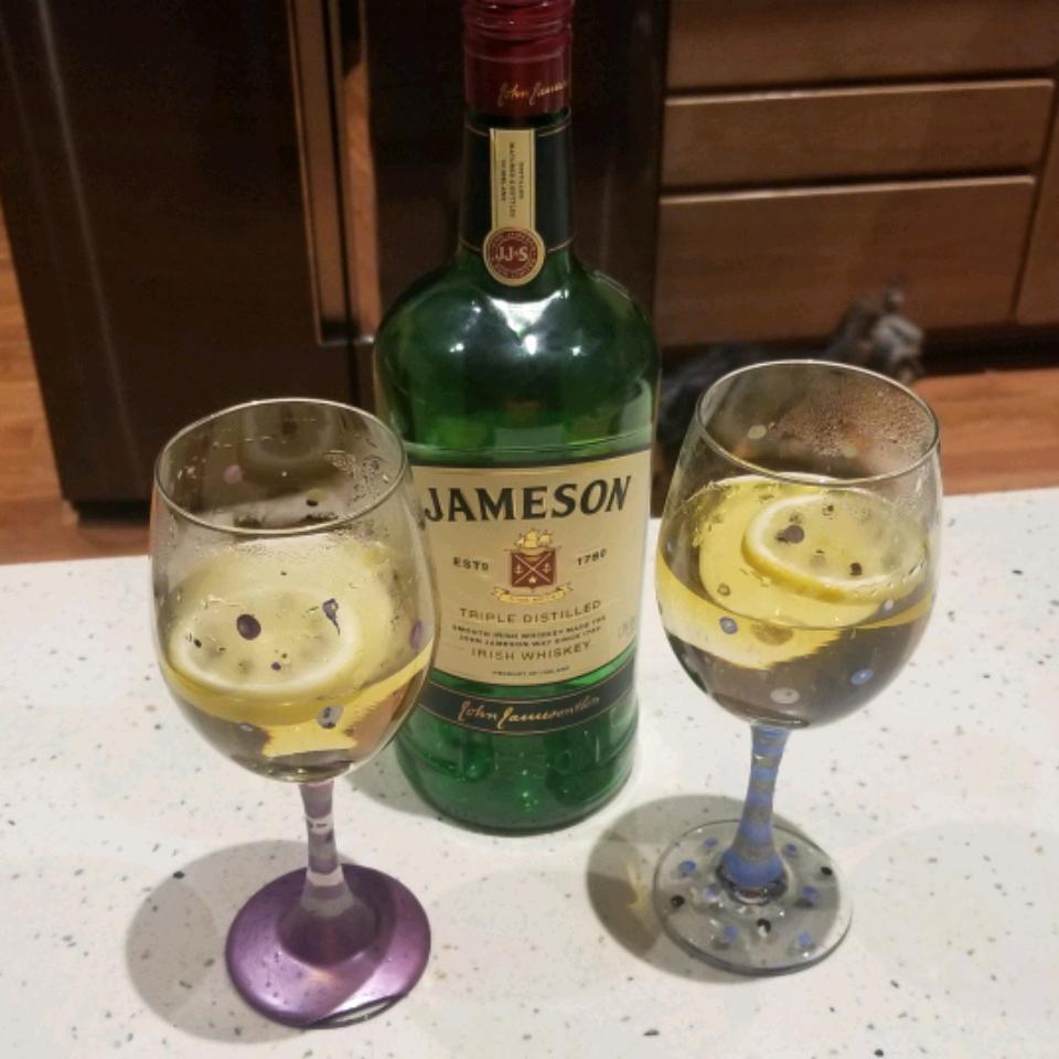 Hot Irish Whiskey Larry Cottle