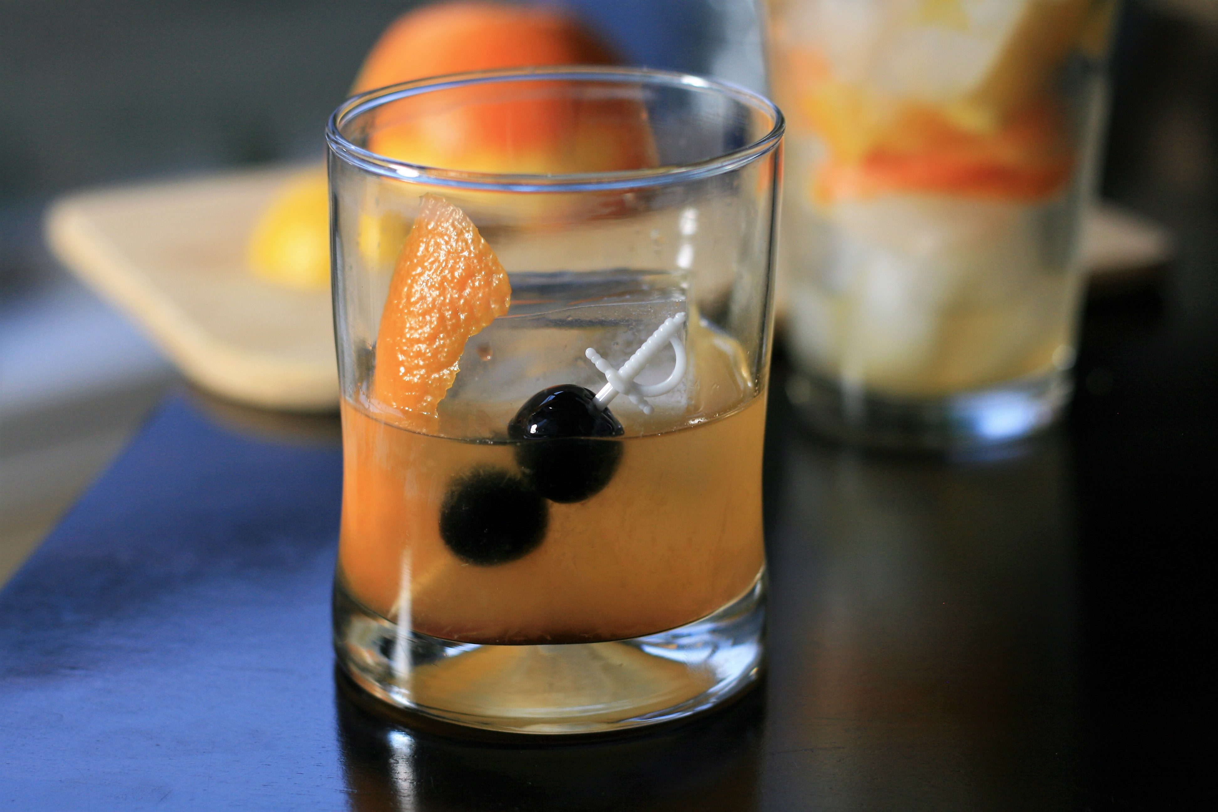 JR's Irish Whiskey Cocktail