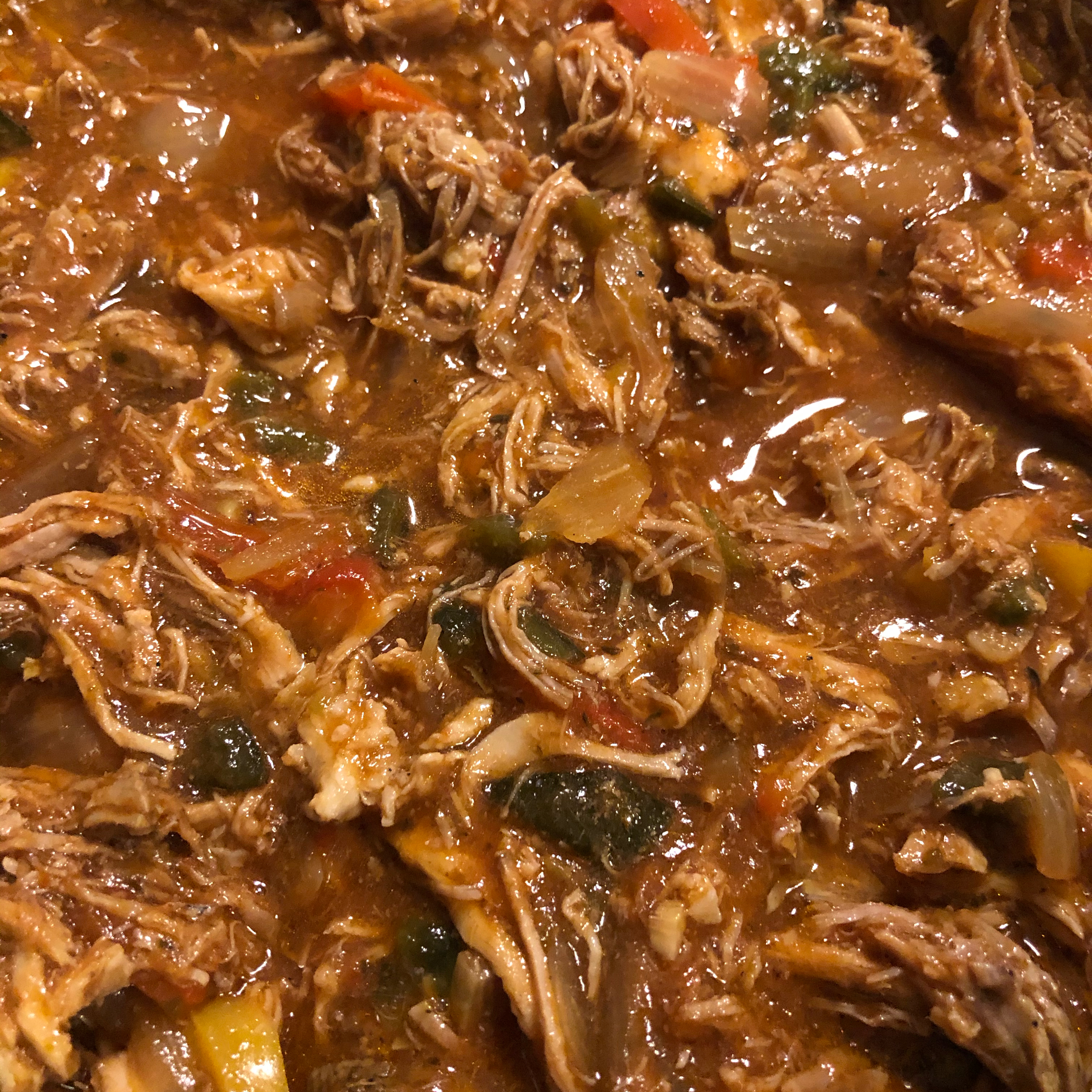 Paleo Mexican Pulled Pork Stacy