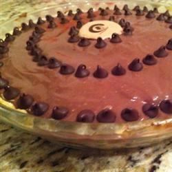 Chocolate Banana Cream Pie BakingBot