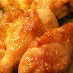 Japanese Chicken Wings