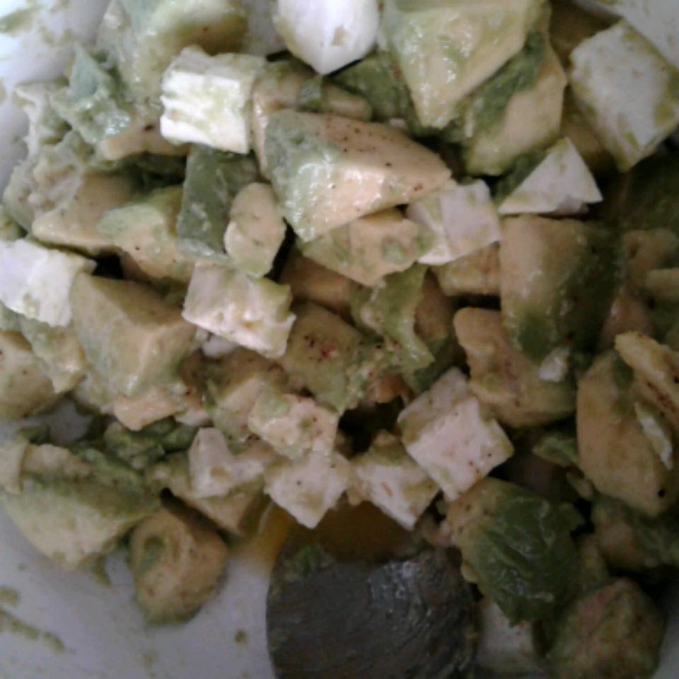 Avocado Feta Salad J and L