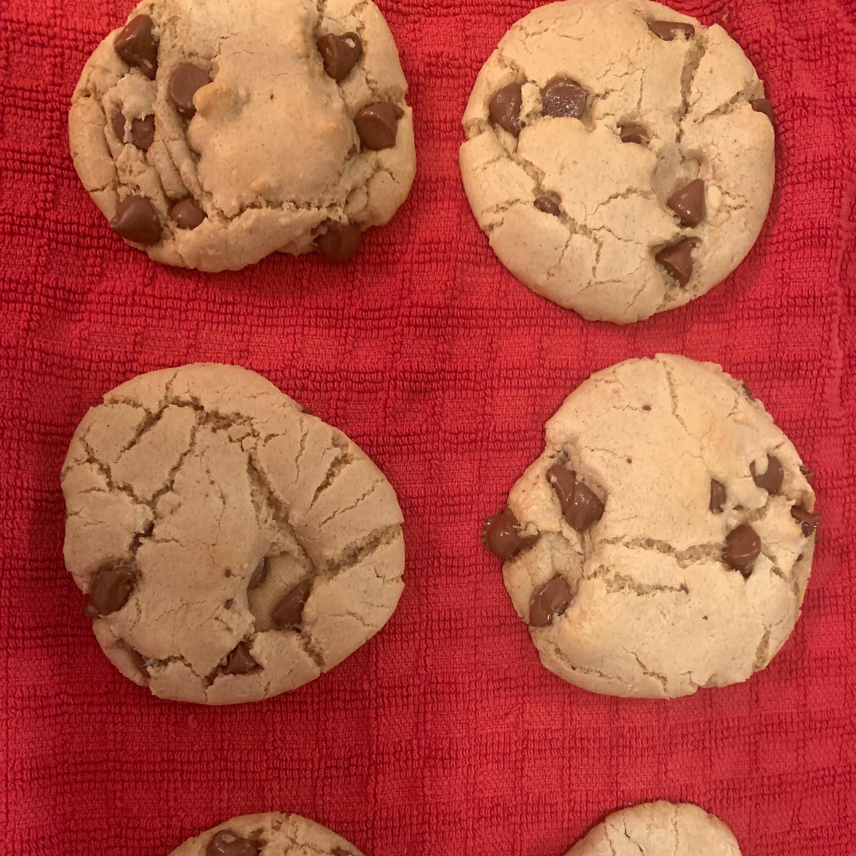 Tiffany's Chocolate Chip Cookies BeccaBee