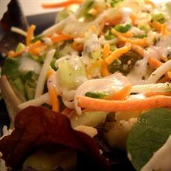 Tasty Home Salad Linda T