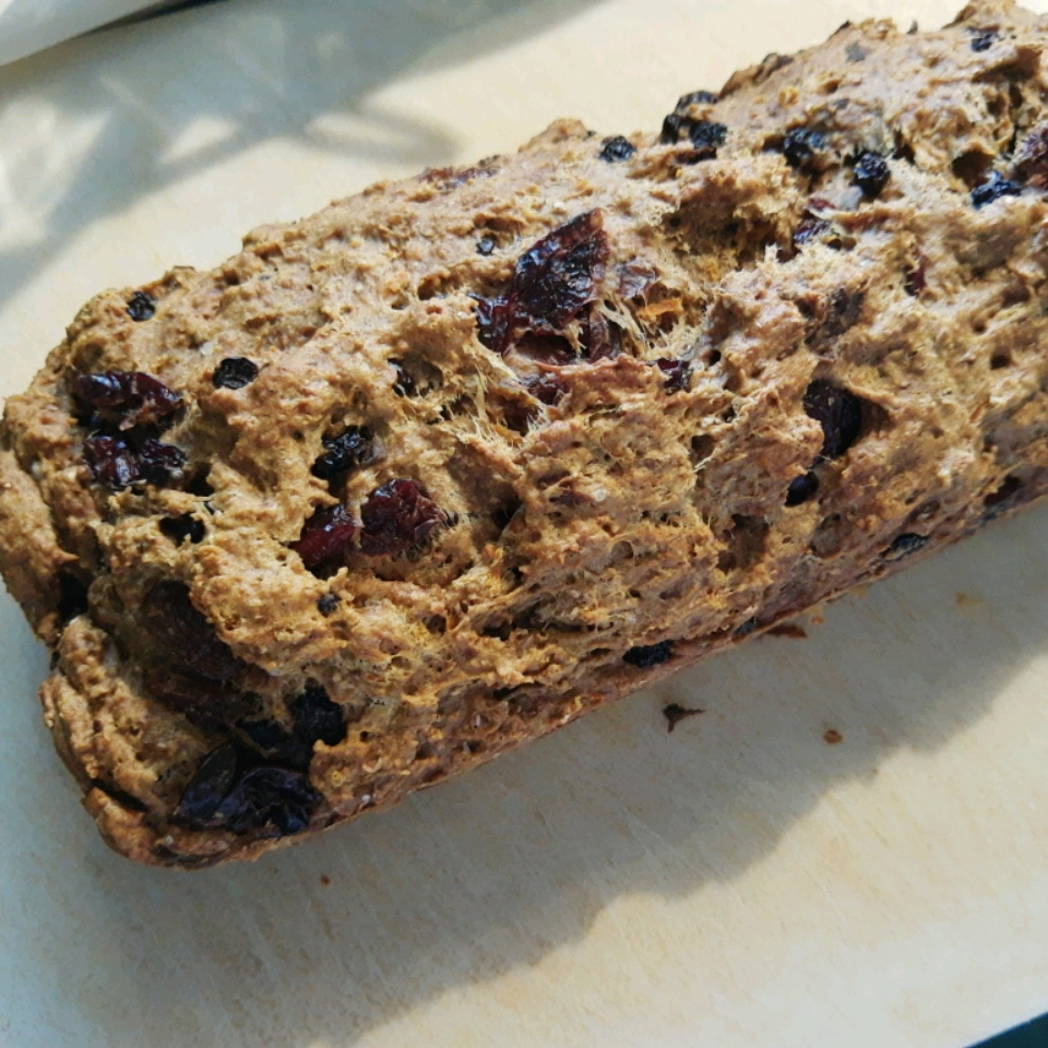Irish Tea Cake (Barmbrack)
