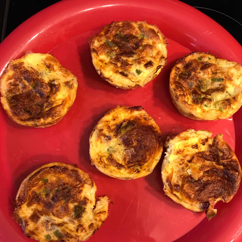 Cottage Cheese Breakfast Muffins