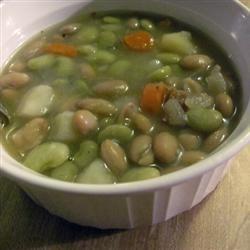 Luscious Lima Bean Soup II AZ