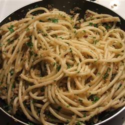 Sicilian Spaghetti