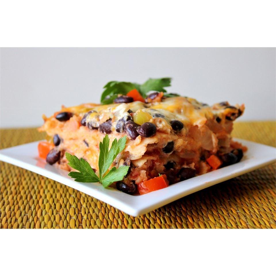 Black Bean Lasagna ESNOW
