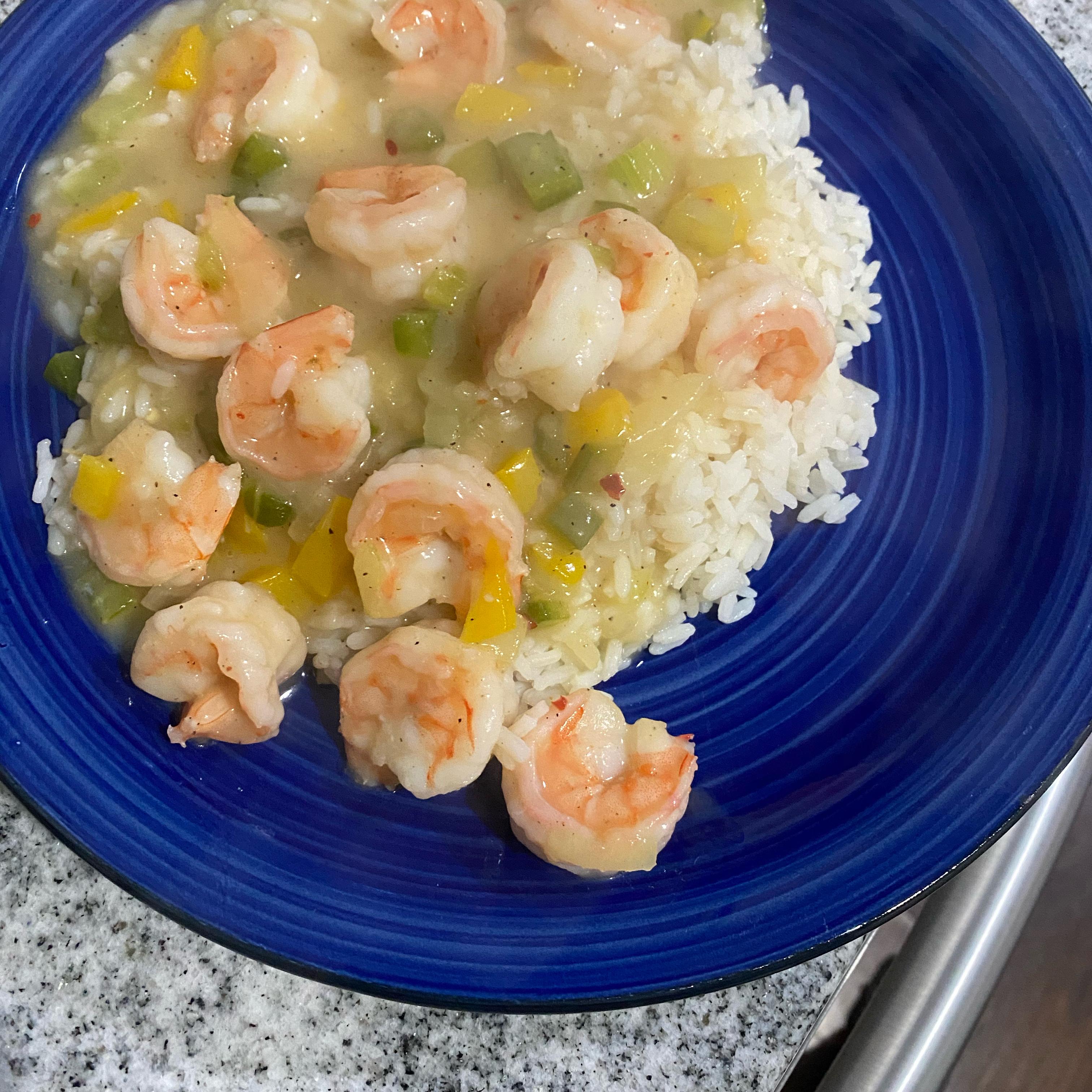 New Orleans Shrimp Ashley C