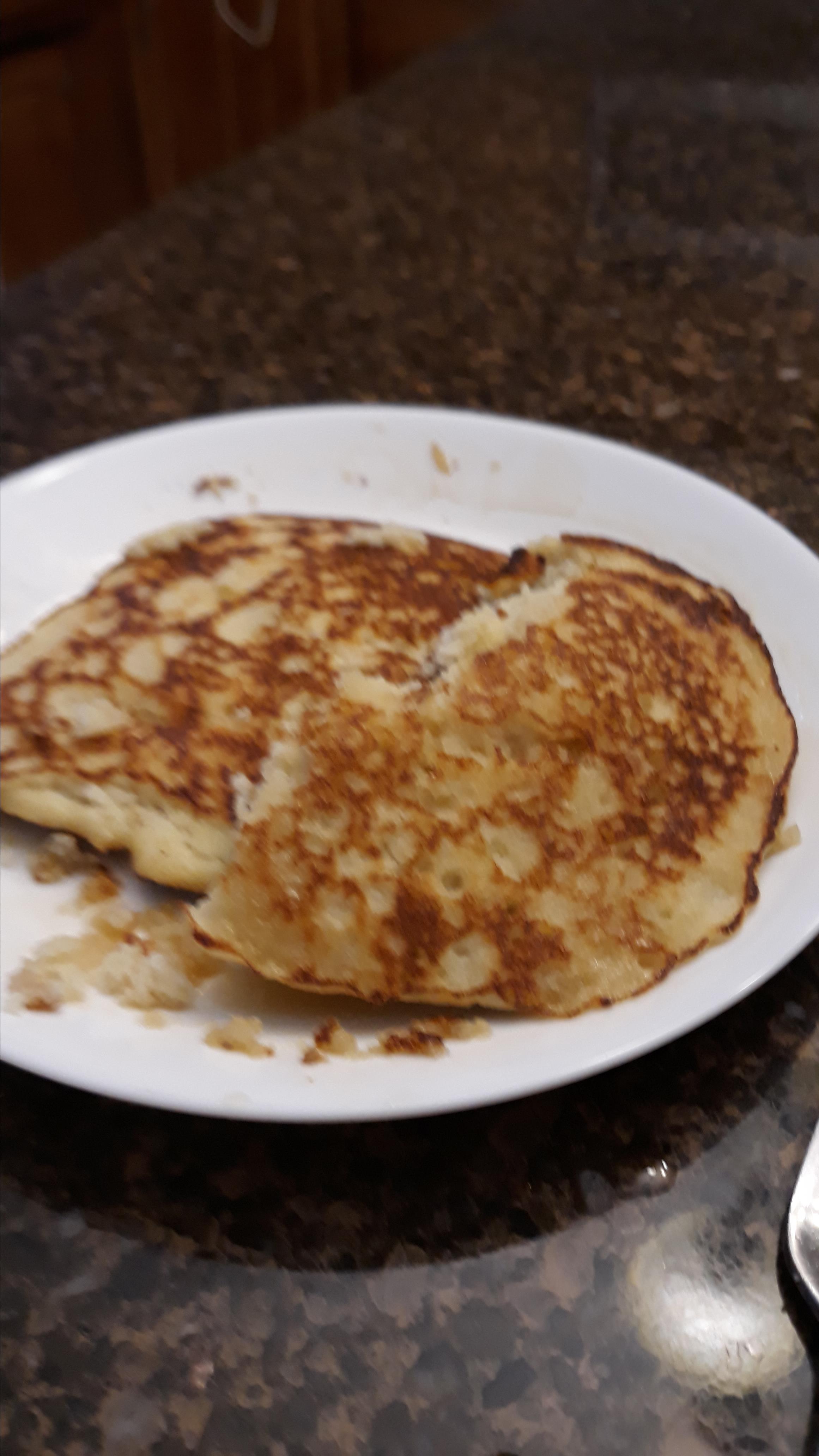 Low-Carb, Sugar-Free Coconut Flour Pancakes