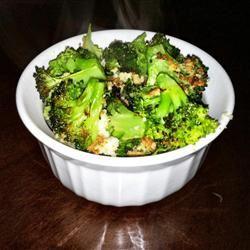 Dressed-Up Broccoli lovestohost