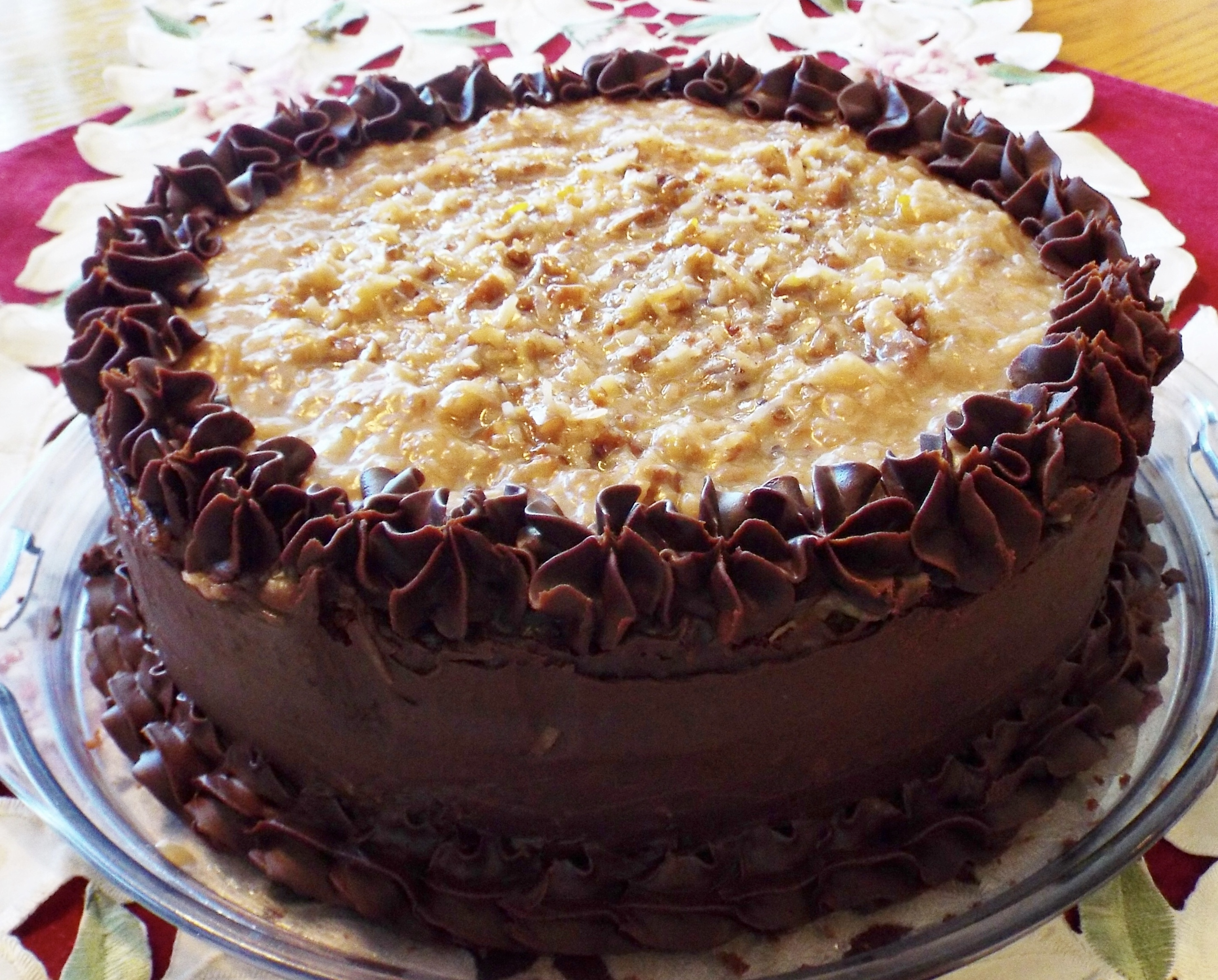 Better-Than-Mom's German Chocolate Cake