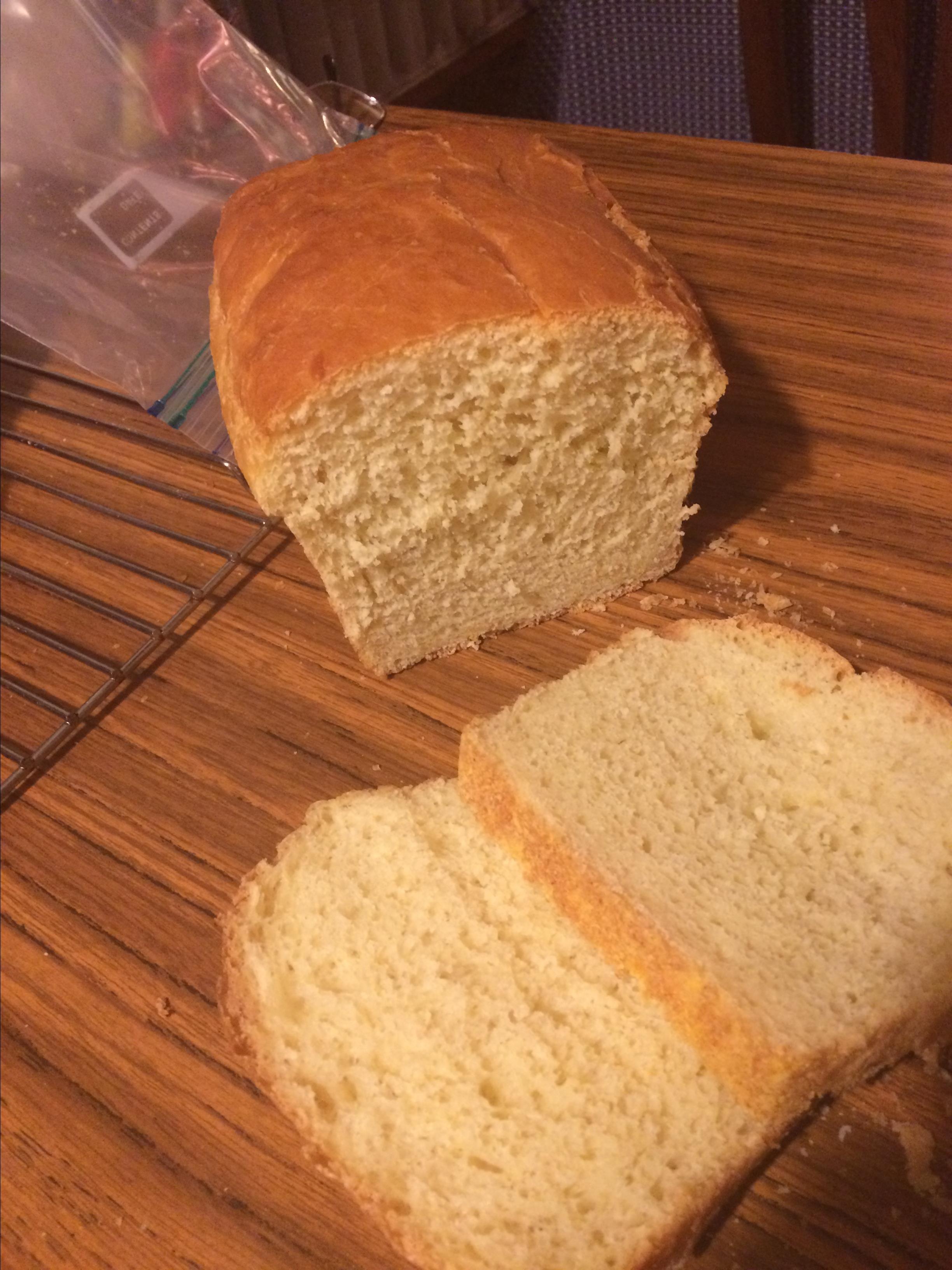 Potato Bread from Idahoan® John Bolton