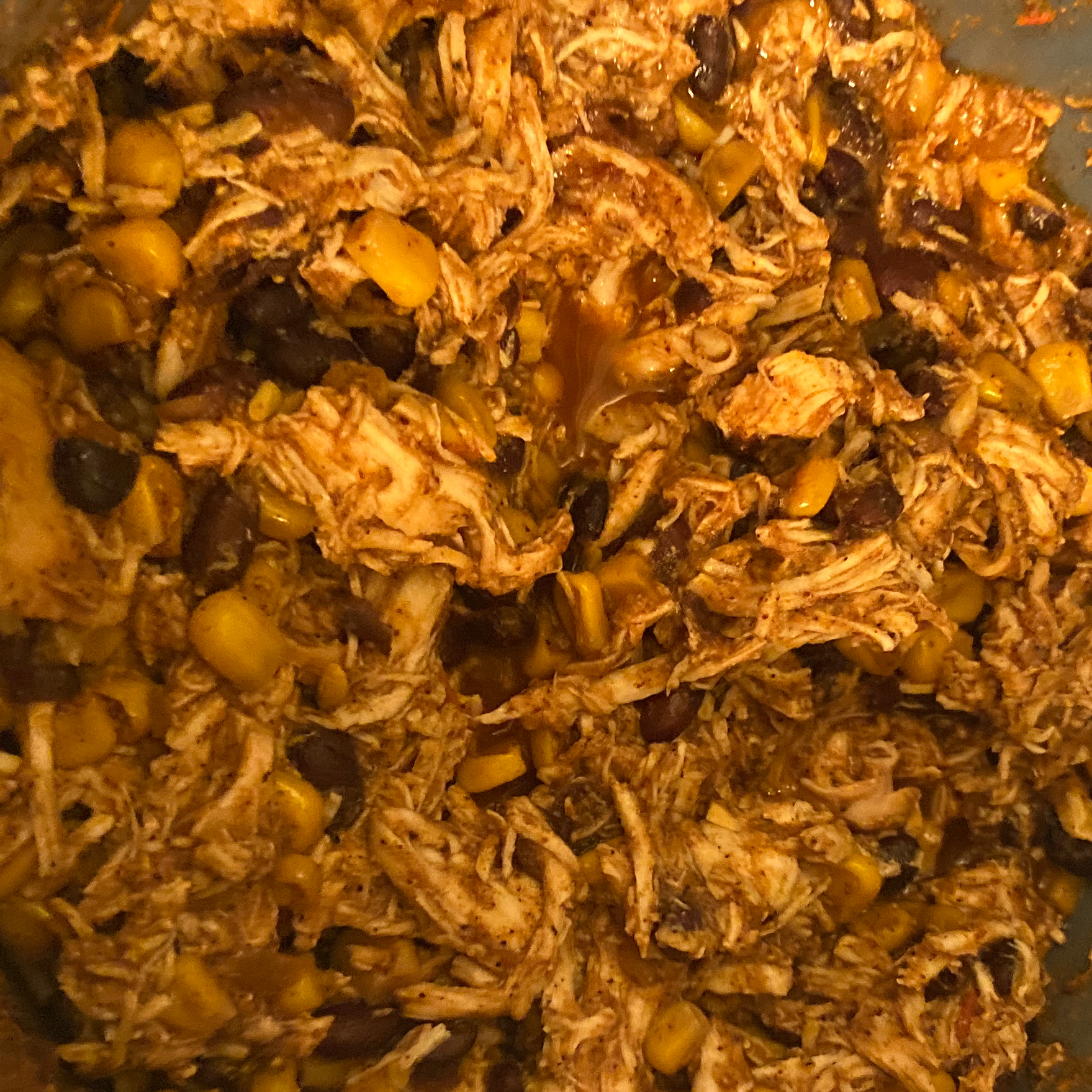 Easy Slow Cooker Chicken Fajitas Matt Less
