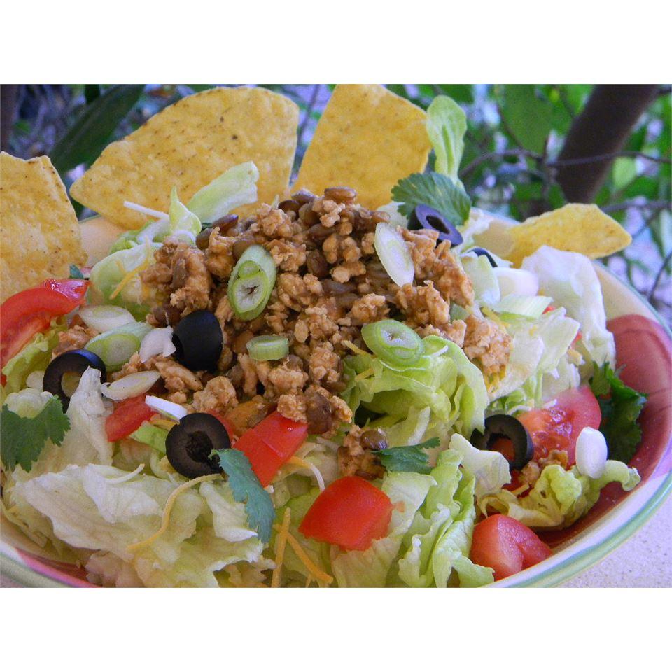 Dana's Taco Salad Baking Nana