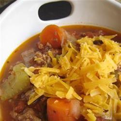 Eggplant Supper Soup