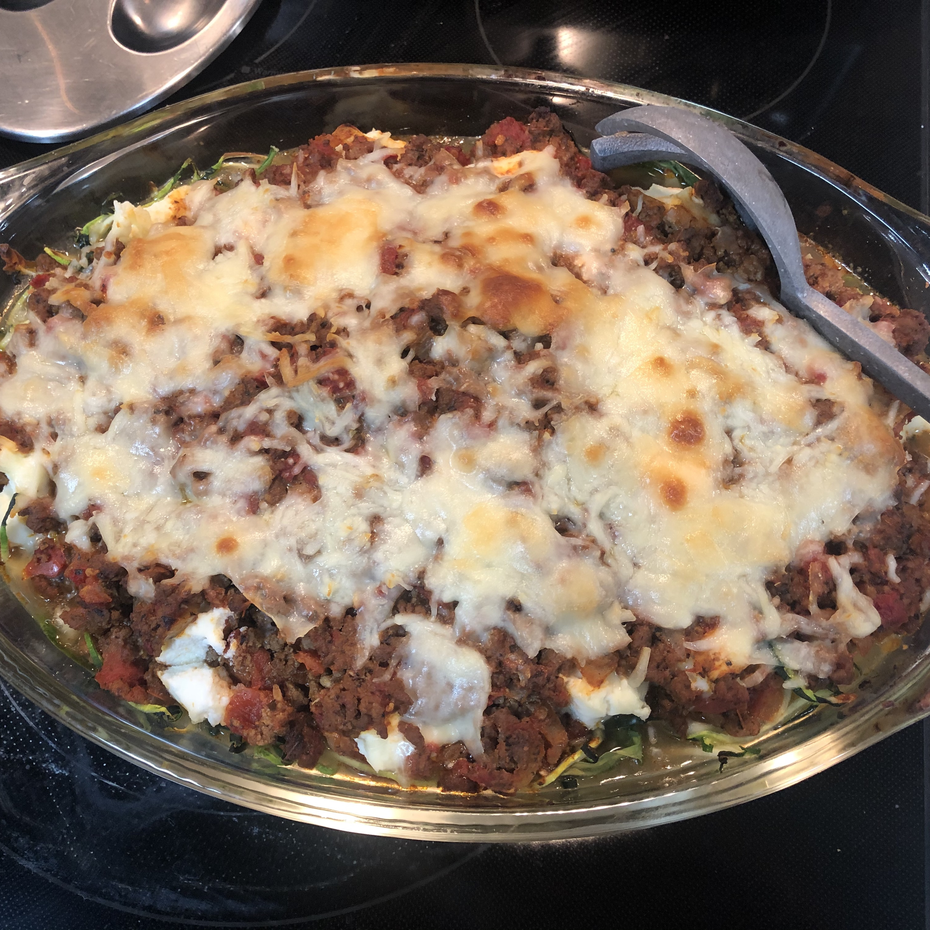 Italian-Style Zucchini Lasagna