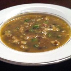 Cajun Corn Soup lovestohost