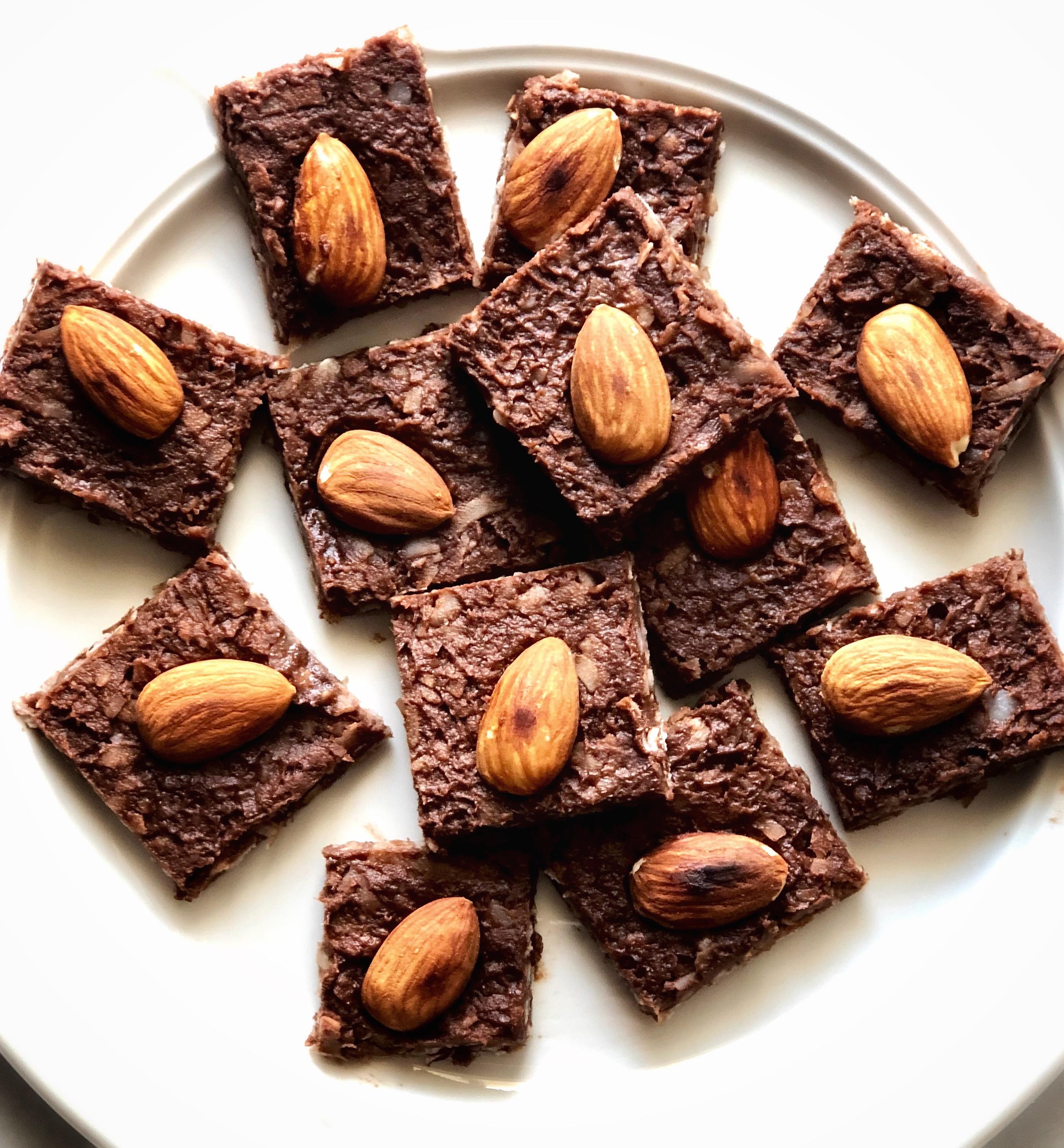 Keto Chocolate-Coconut Fat Bombs