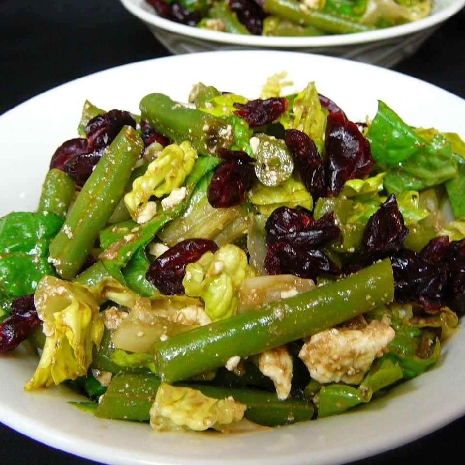 Green Bean Salad with Feta USA WEEKEND columnist Jean Carper