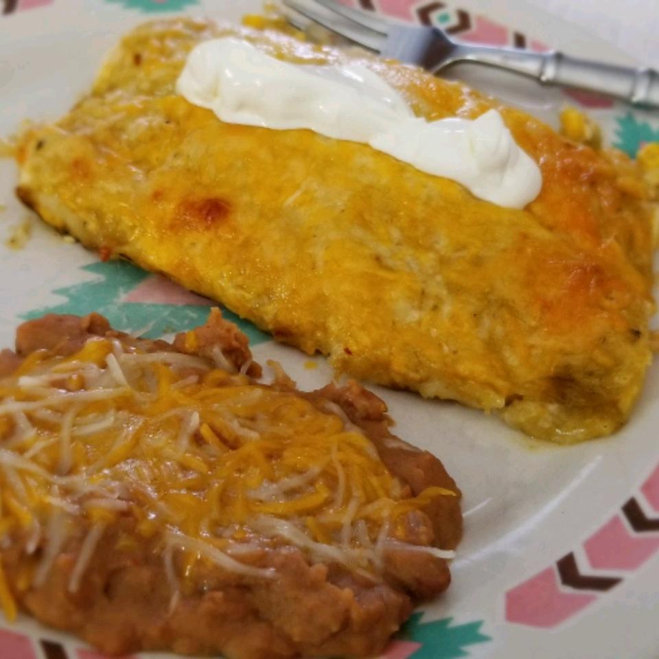 Fiesta Chicken and Black Bean Enchiladas from Mission®