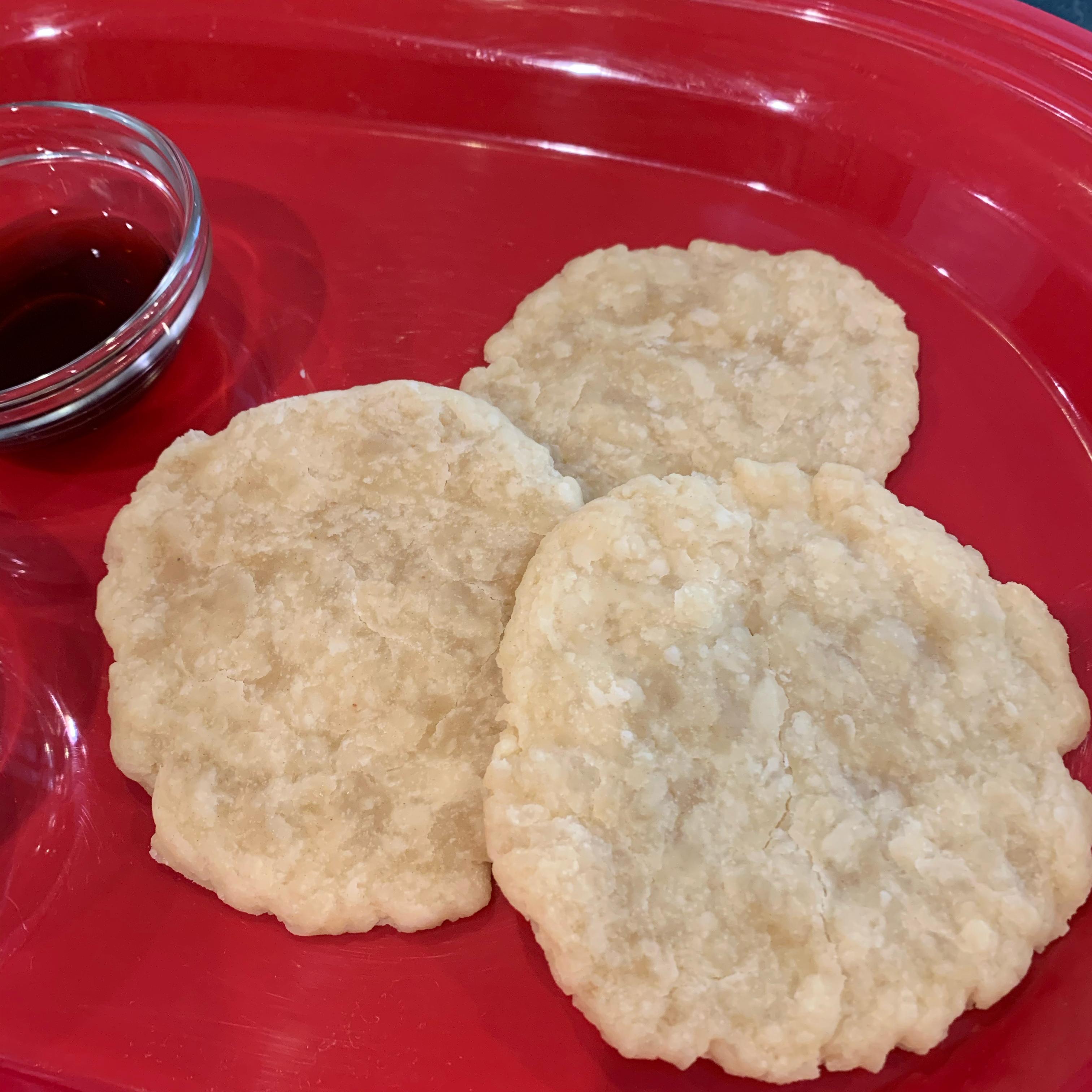 Unleavened Bread for Communion Hummingbird51