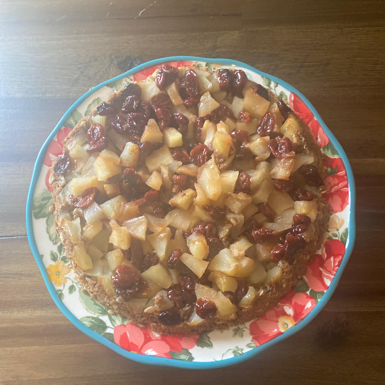 Granny's Sweet-and-Tart Apple Crisp