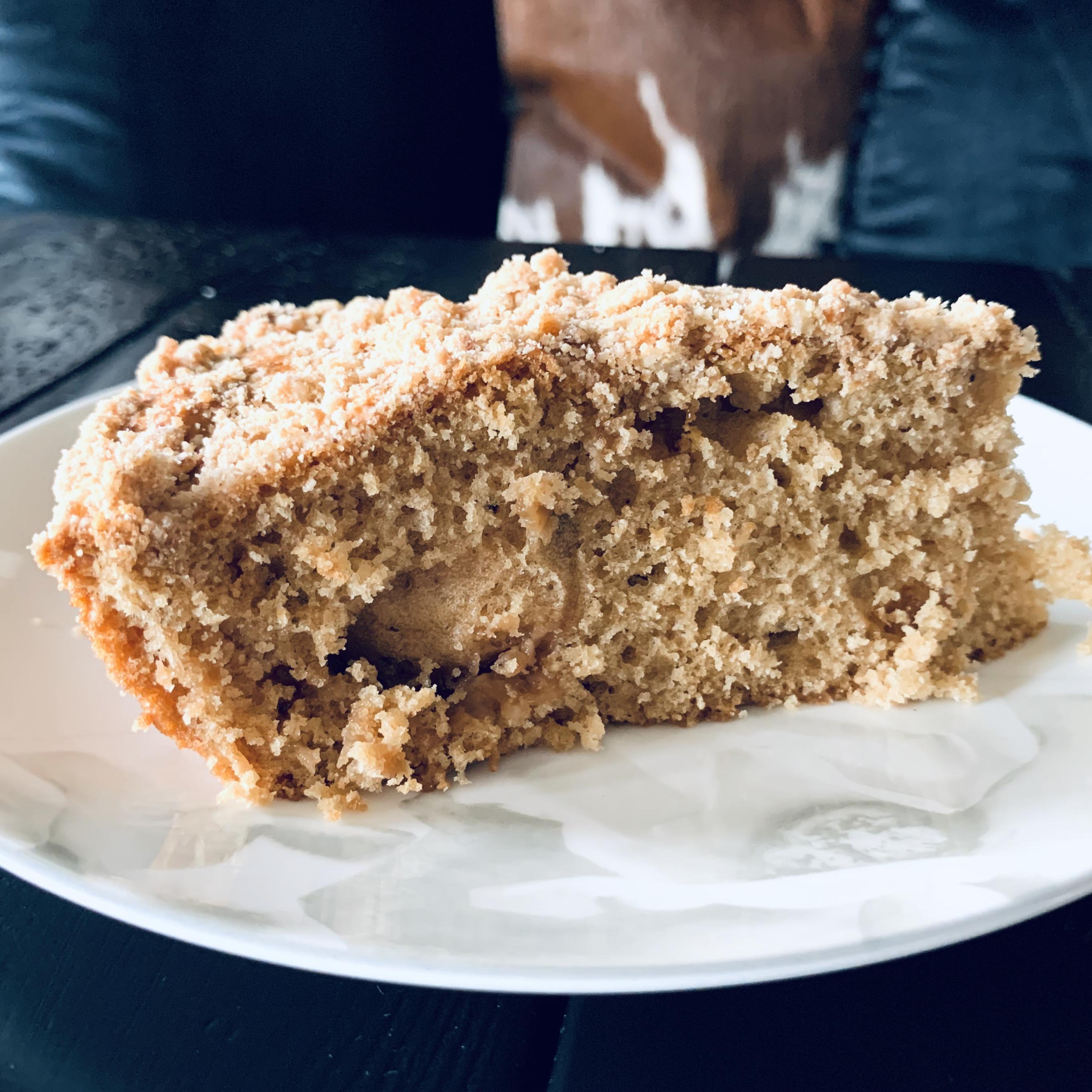 Apple Spice Coffee Cake TheBritishBaker