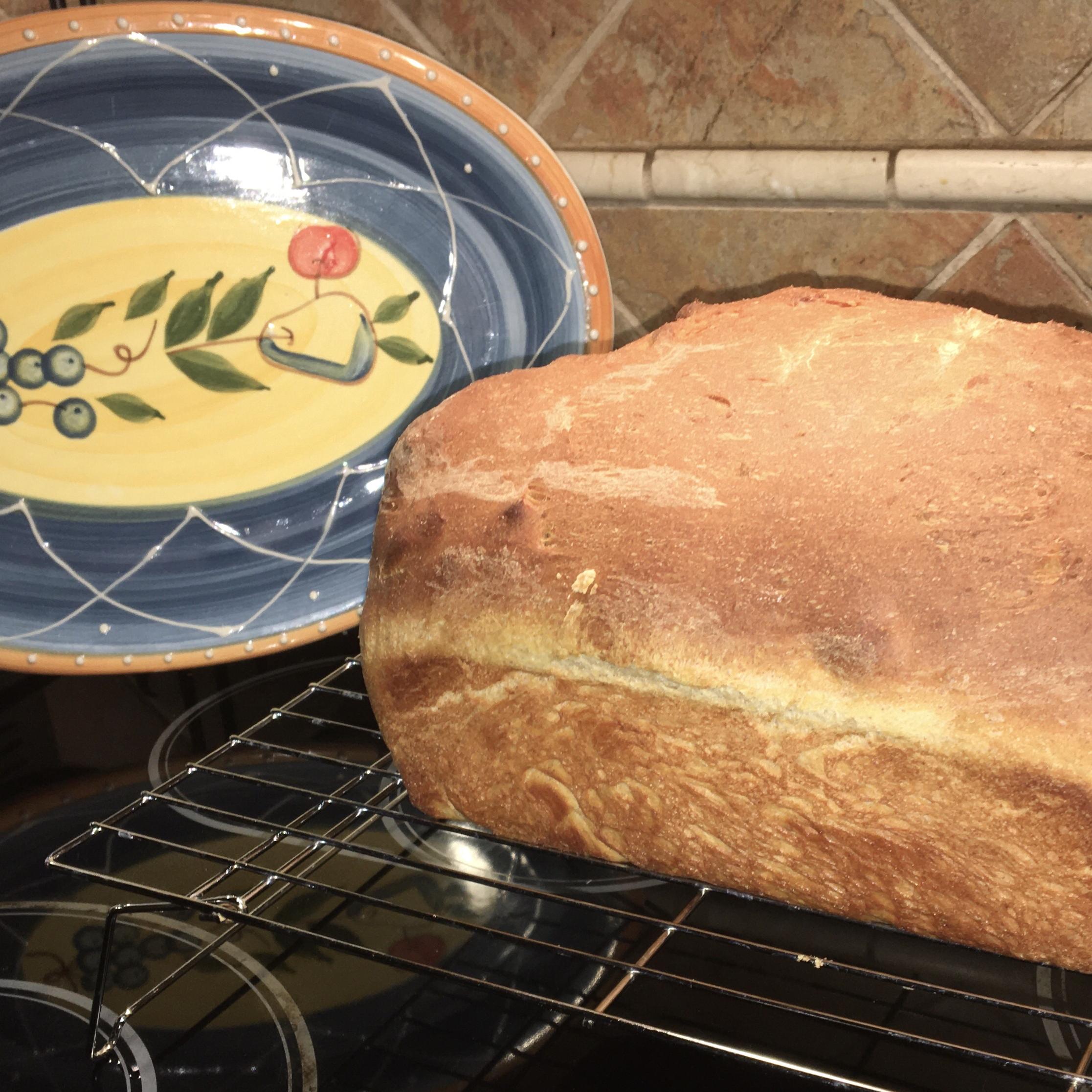 Buttermilk Honey Wheat Bread