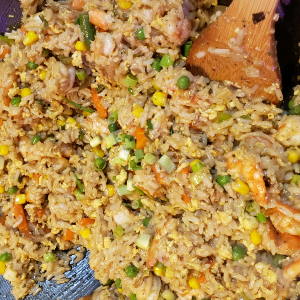 Special Fried Rice Leann Rose Strait