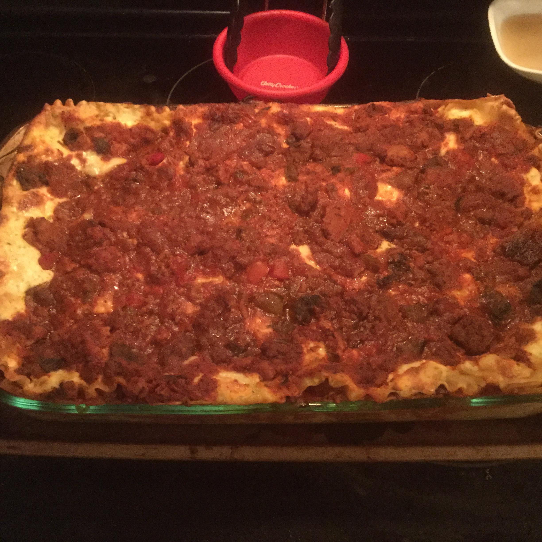 Chef John's Lasagna Matthew Henderson