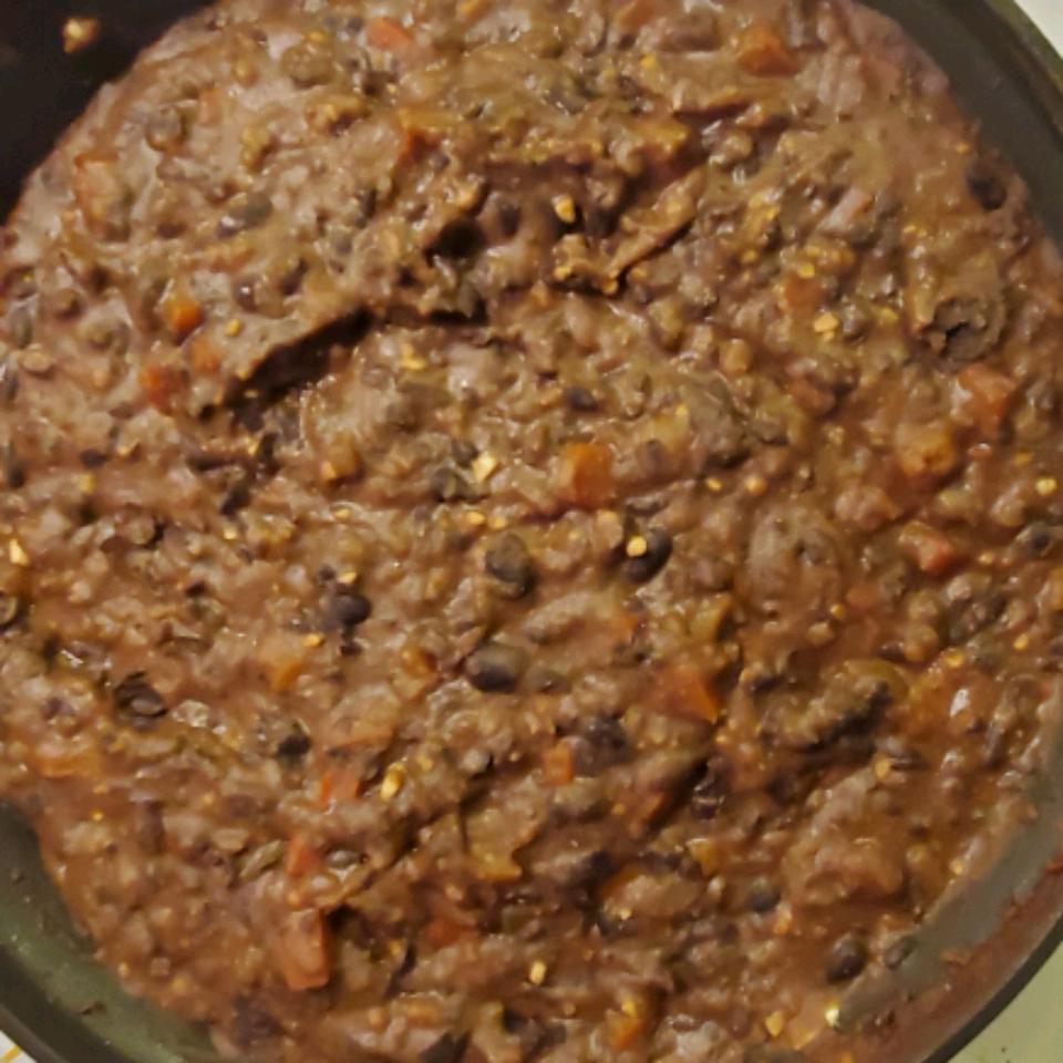 Vegan Bean Taco Filling