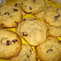 Firefighter's Favorite Chocolate Chip Cookie LuxLA