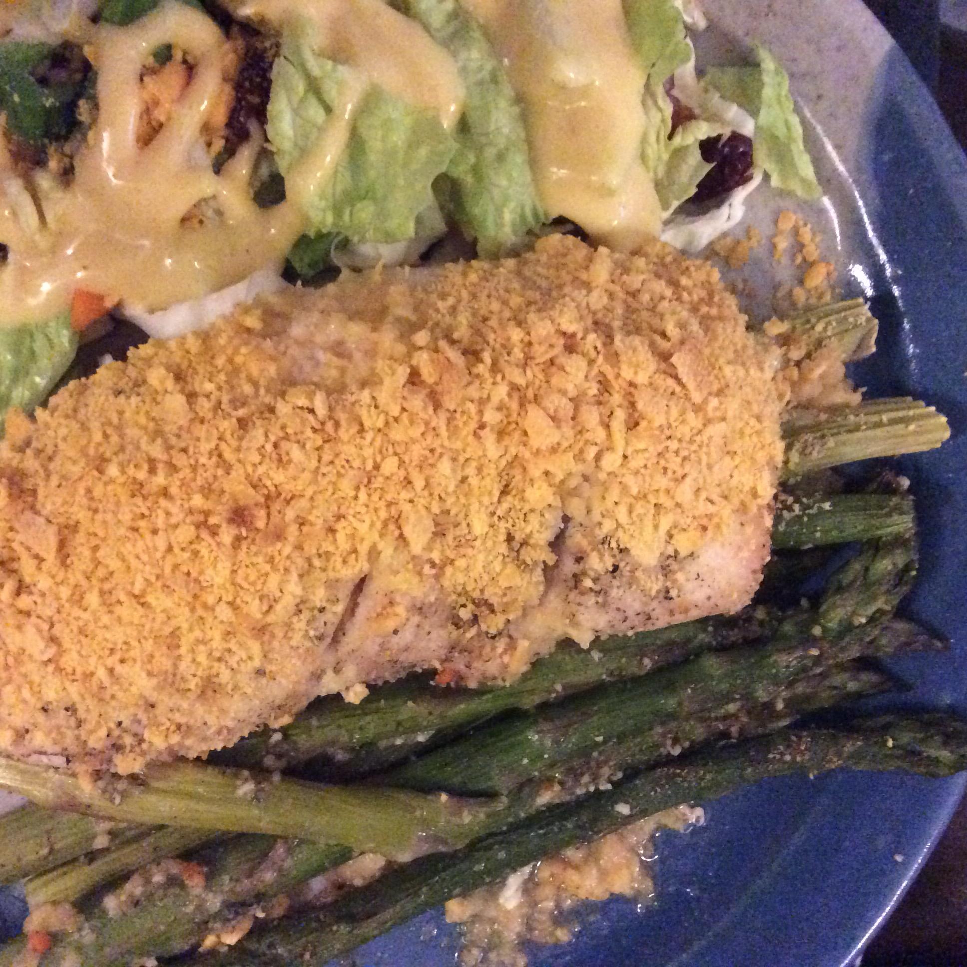 Chicken Asparagus Roll-Ups Susan Larsen-Heise