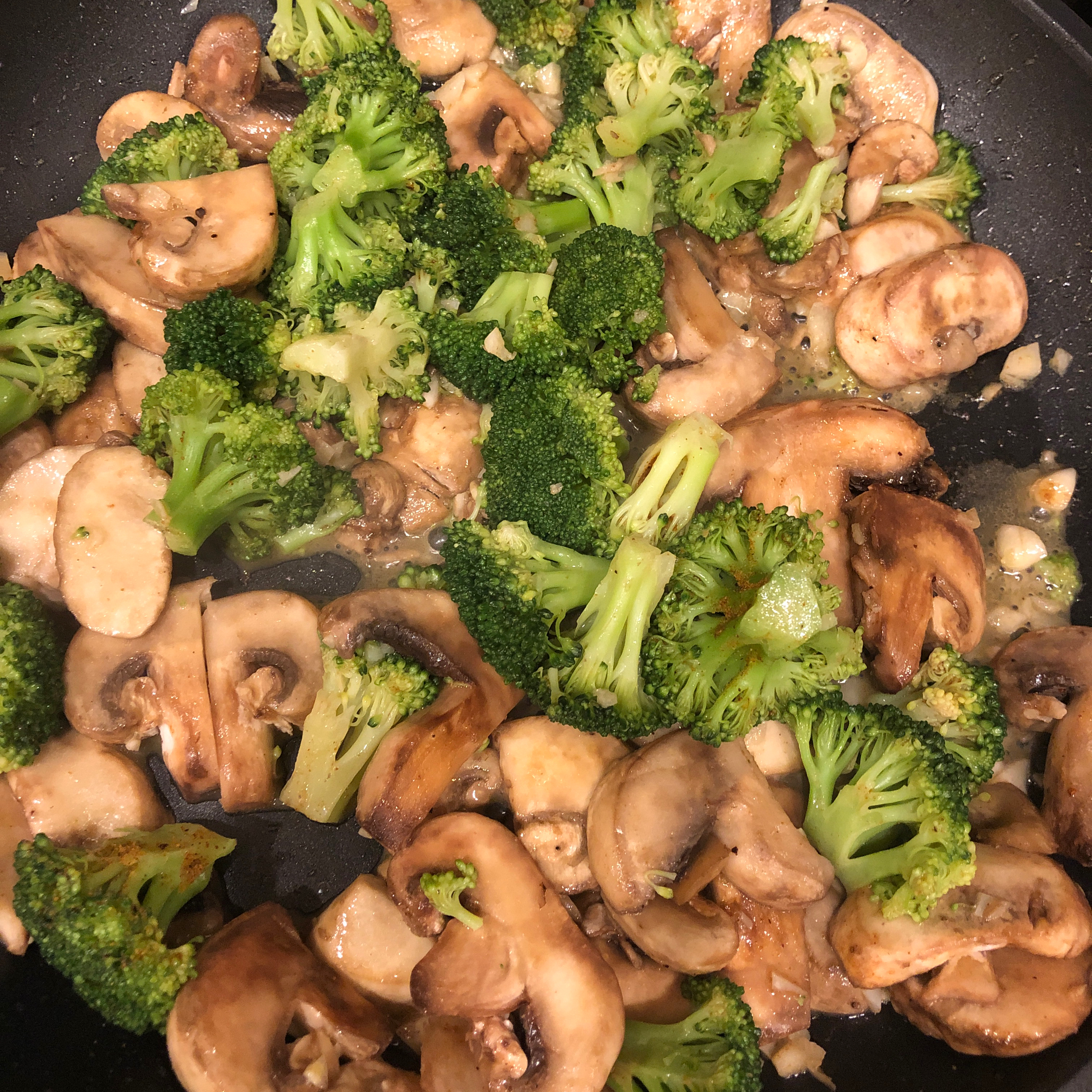 Quick Cajun Vegetables Mandy Tatom