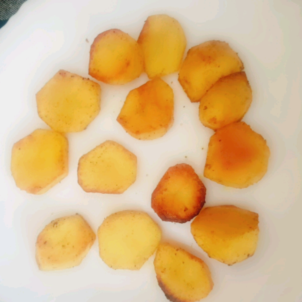 Oven Roasted Baked Potatoes