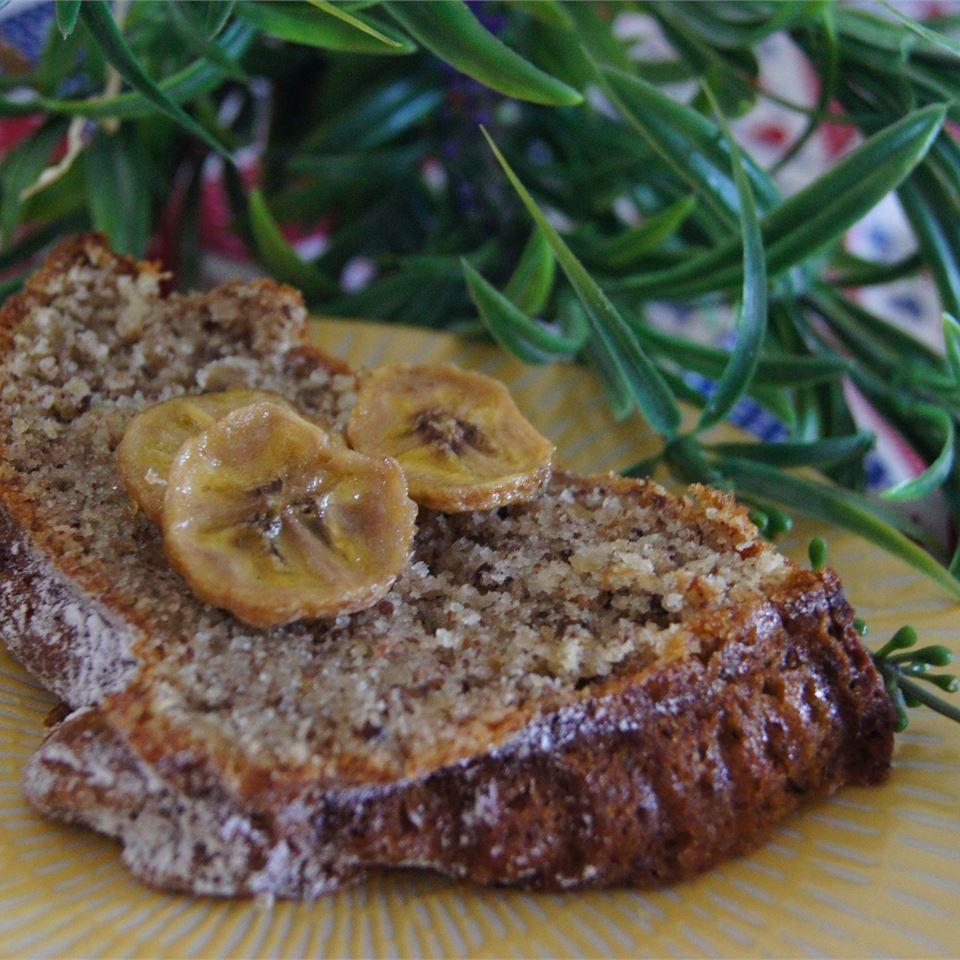 Dad's Banana Nut Bread TheBritishBaker