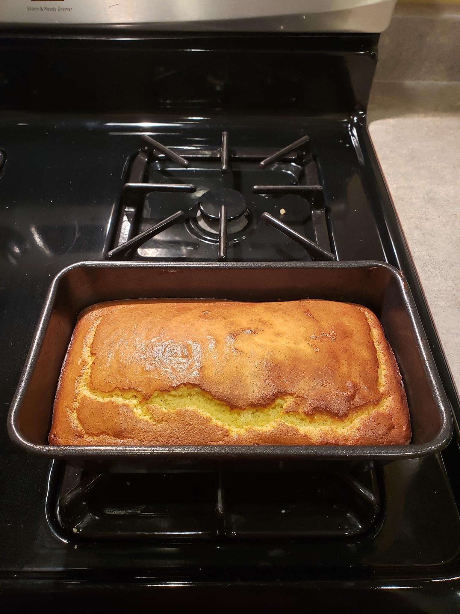 Grain-Free Butter Bread