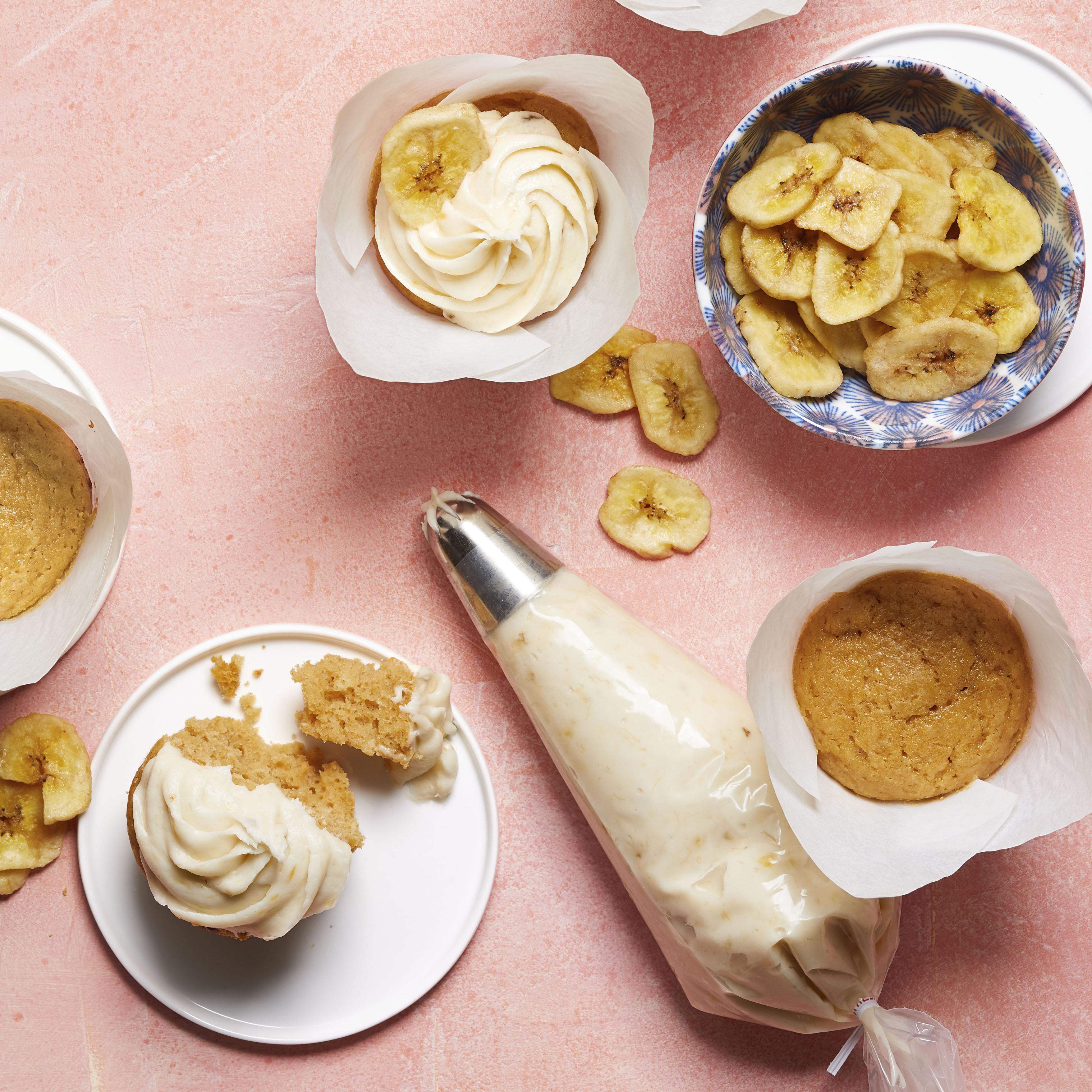 Lottie's Peanut Butter Cupcakes