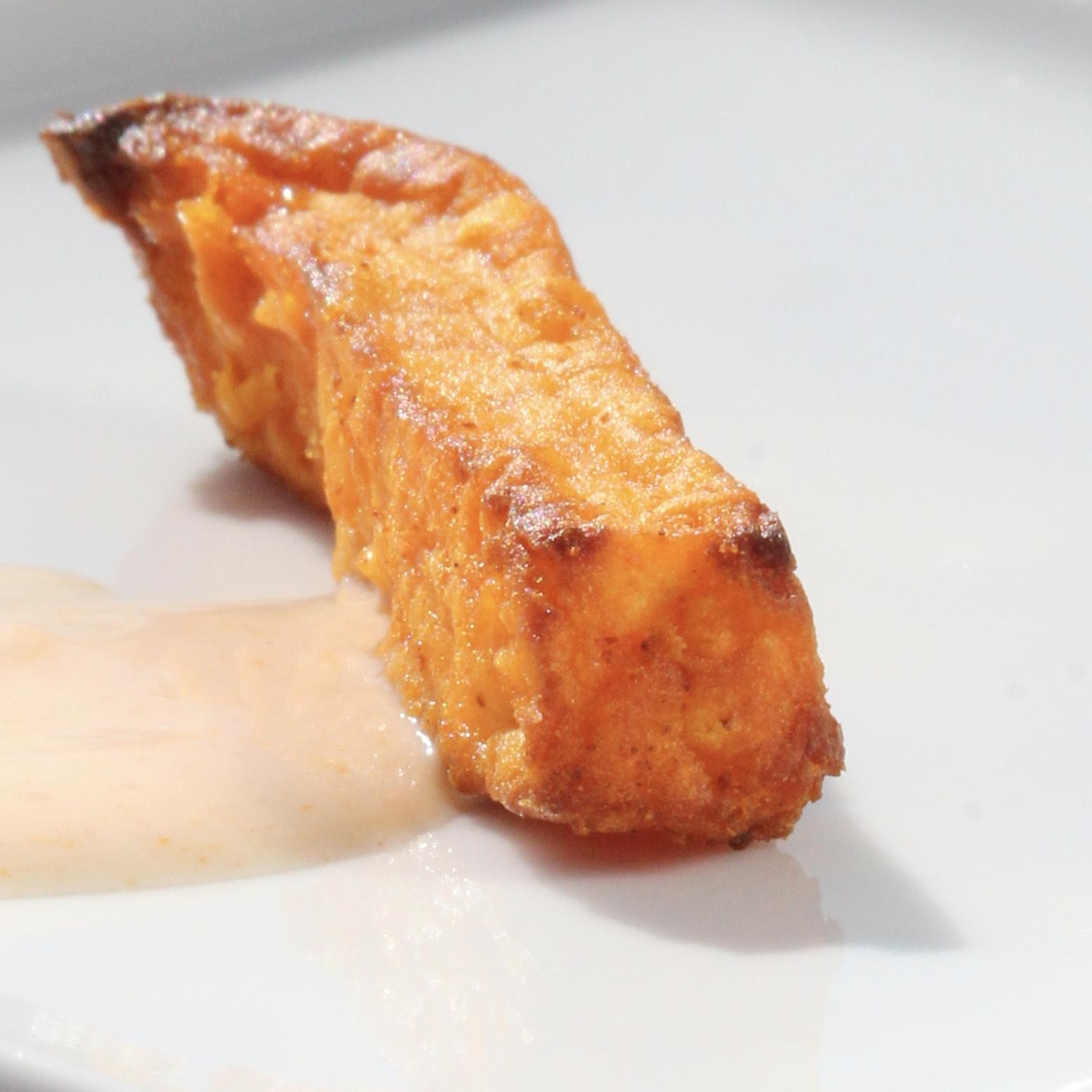 Air-Fried Sweet Potato Fries
