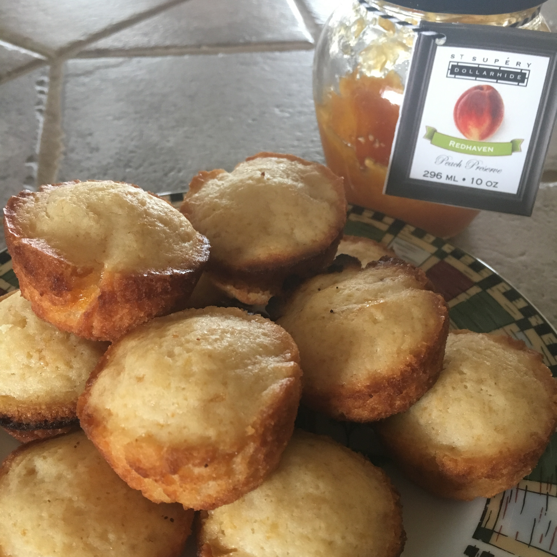 Jam Muffins Kellyn Bricker
