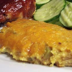 Robin's Cheesy Chipotle Grits Sarah-May