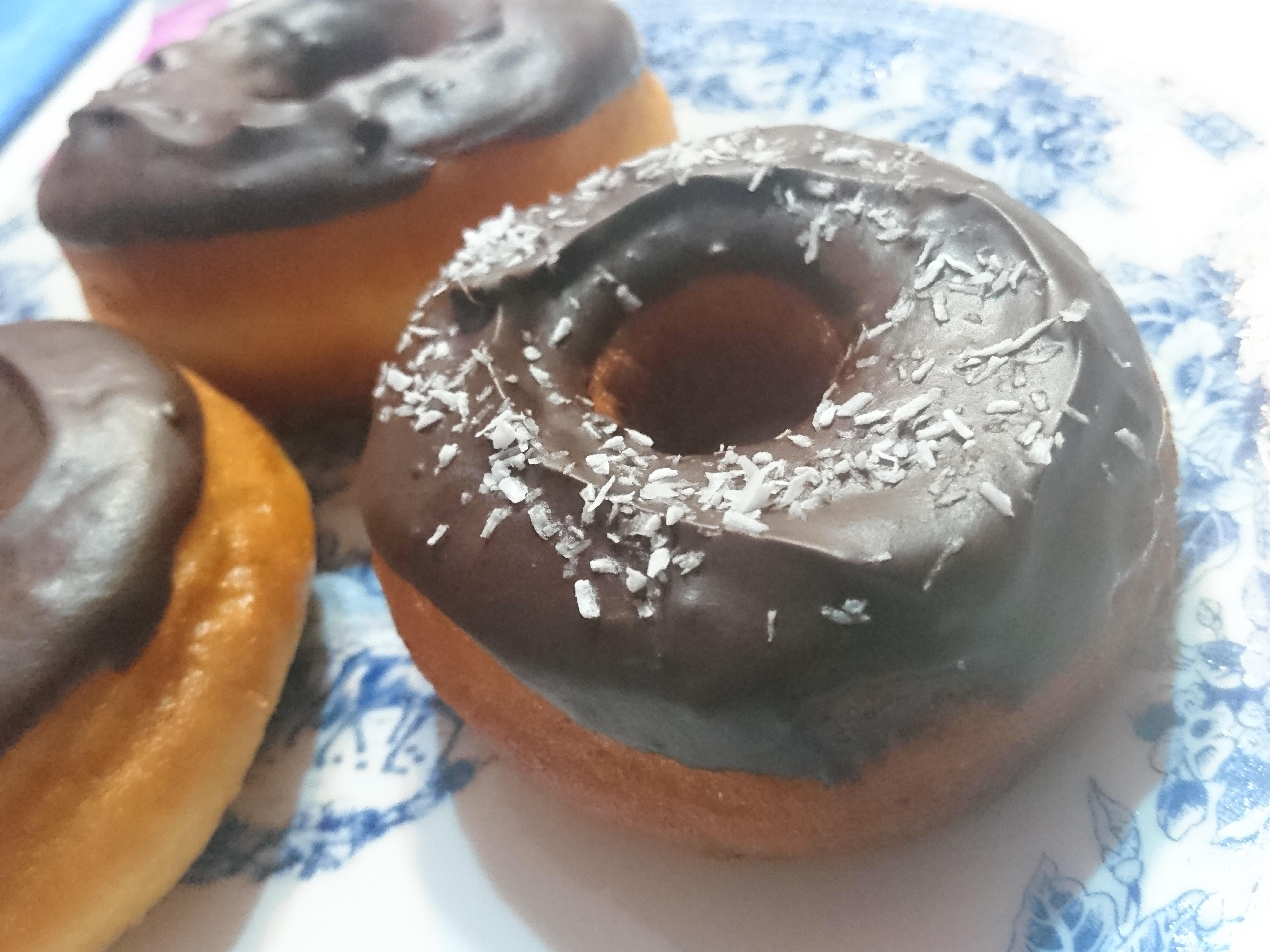 Crispy and Creamy Doughnuts Petar Gavovic