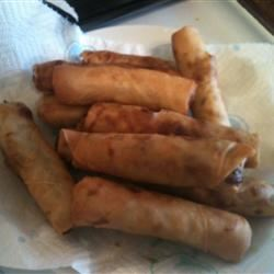 Lumpia (Shanghai version)